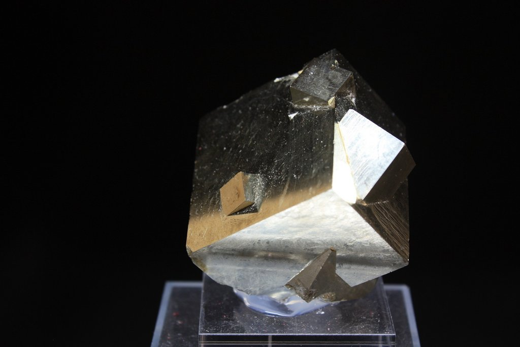 twin pyrite - La Rioja, Spain